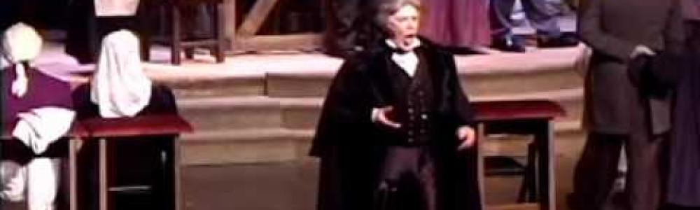 Samuel Ramey - Va, Tosca / Te deum - Wichita Grand Opera