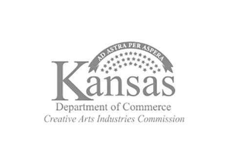 Wichita Grand Opera Kansas Department Of Commerce Logo